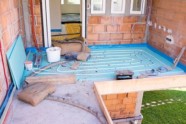 Ventajas de la calefacci n por suelo radiante - Calefaccion por hilo radiante ...
