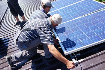 instalacion placas solares madrid precio