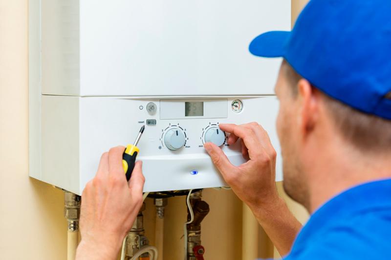 mantenimiento de tu caldera de gas