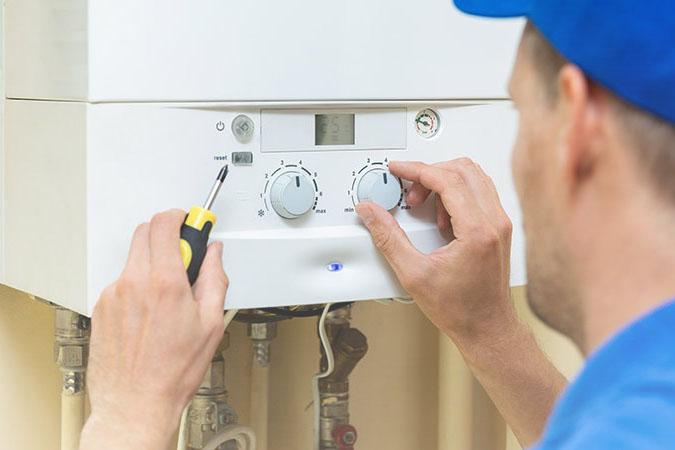 contratar servicios de reparación de calderas