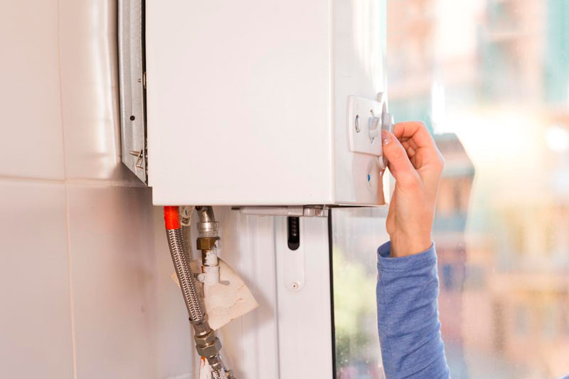 seguridad de las calderas de gas