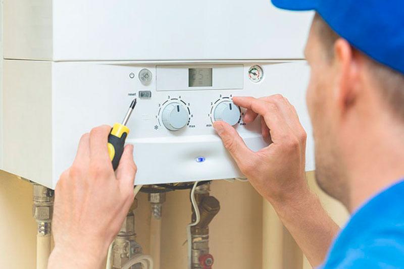 inspección de calderas de gas