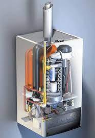 Caldera de condensación de gas